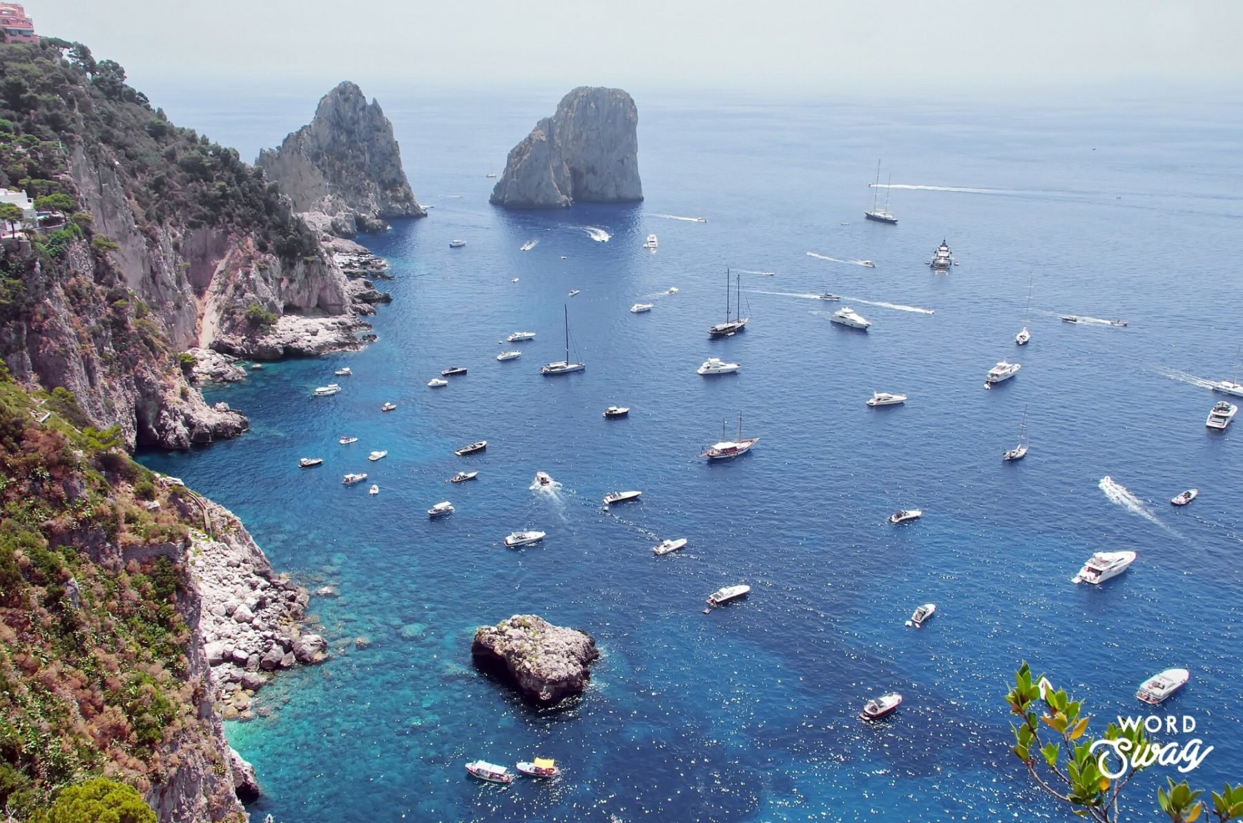 A day trip to capri