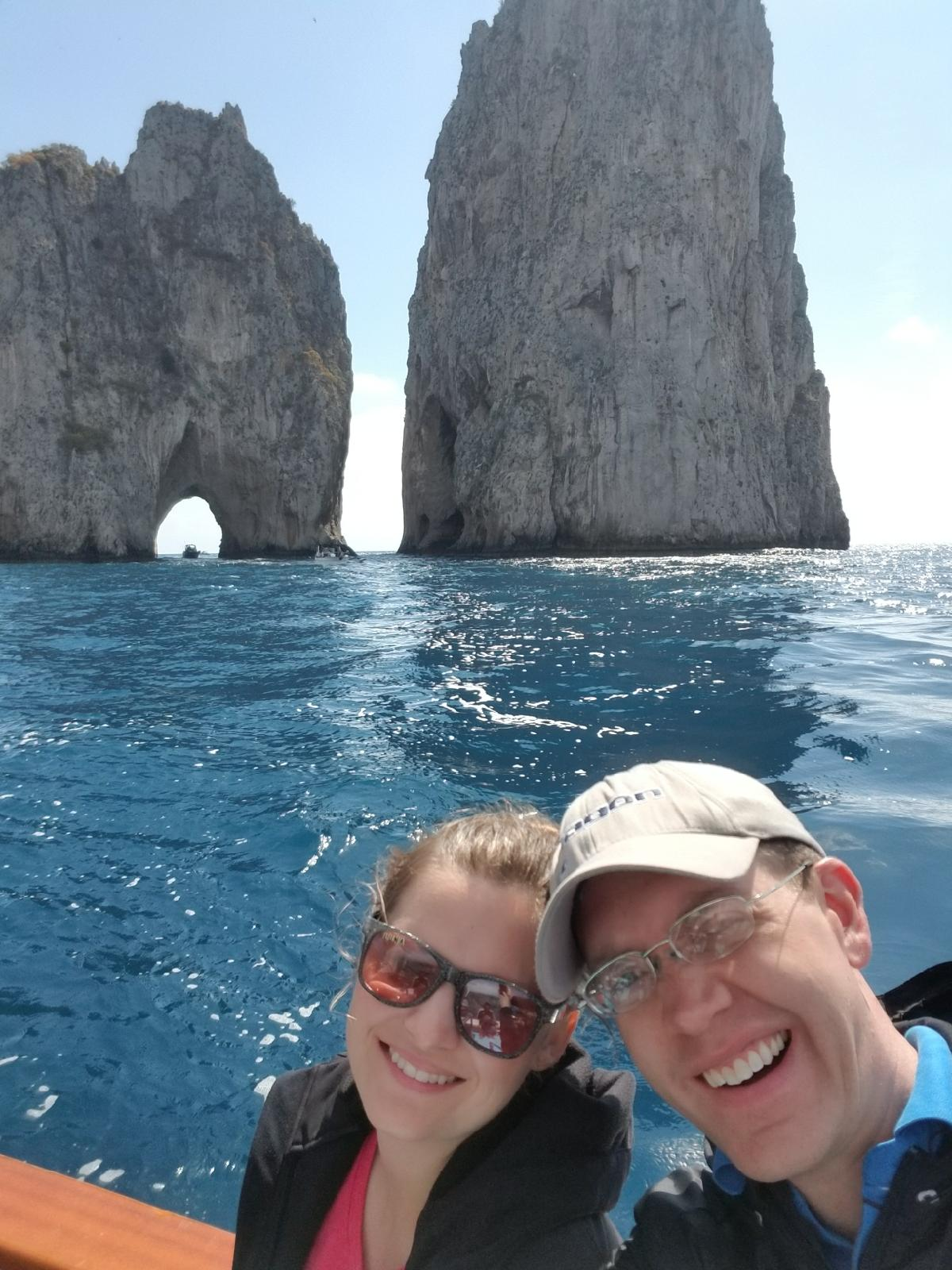 Day trip to Capri Blue Grotto