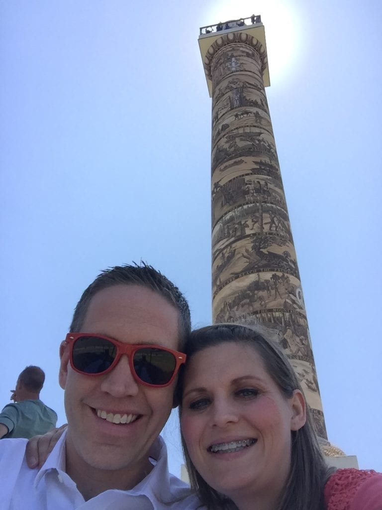 Astoria Oregon - Astoria Column