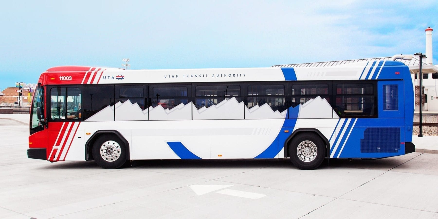UTA Ski Bus - Salt Lake City