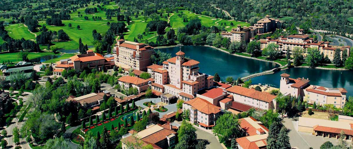 Broadmoor Resort Colorado Springs