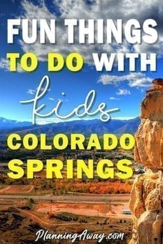 Colorado Springs Pin For Pinterest