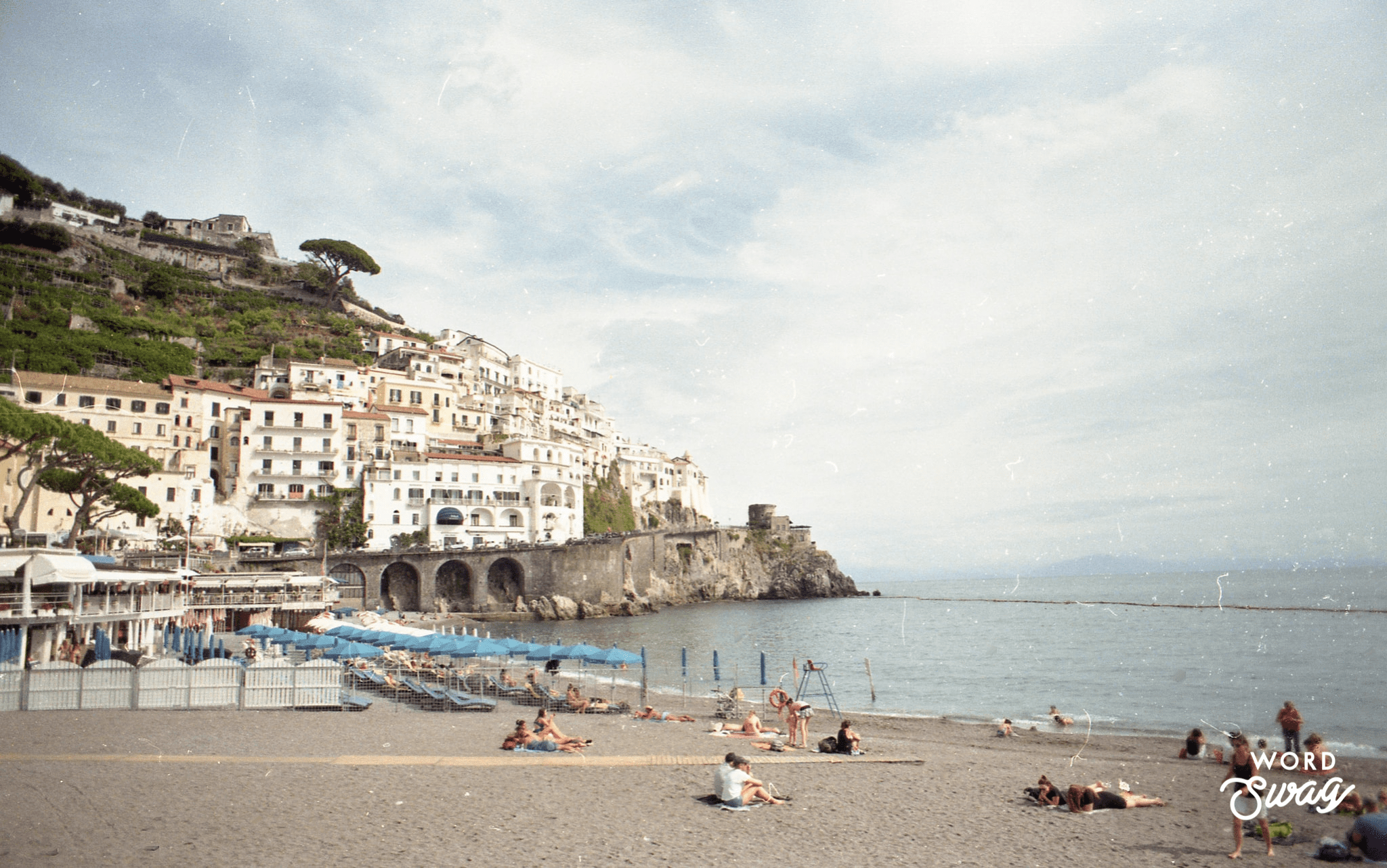 plan a trip to the Amalfi Coast