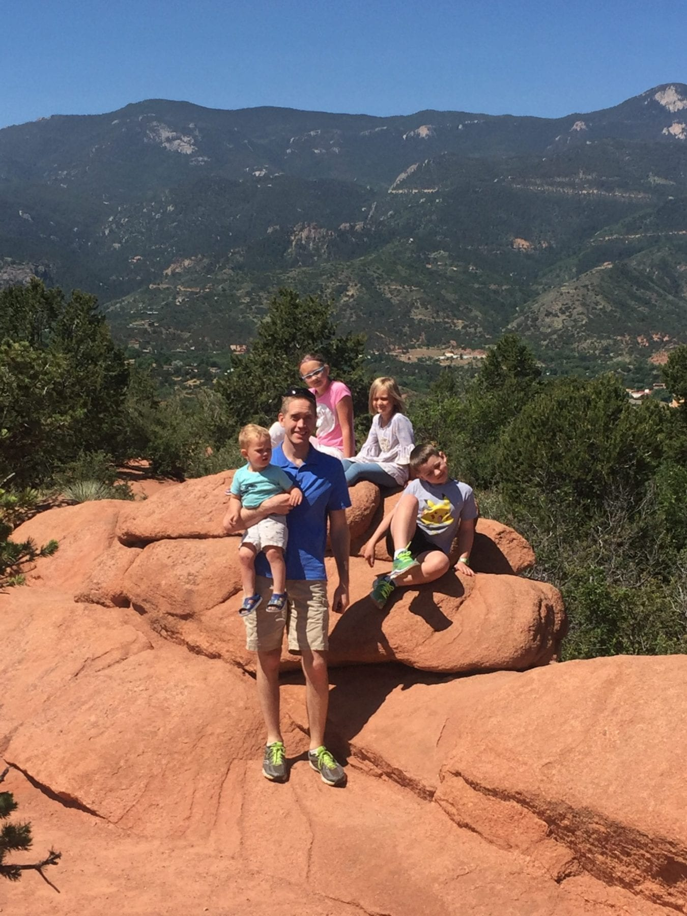 Best time to go to Colorado Spring with kids
