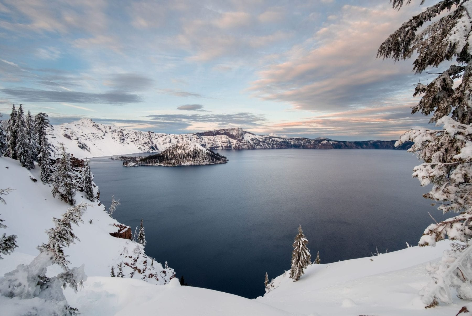 Best National Park Crater Lake