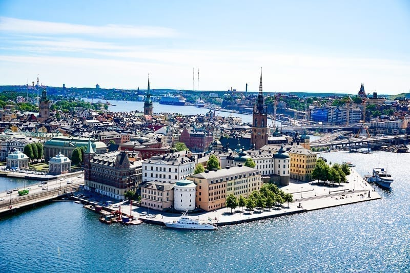 Stockholm Sweden Beautiful city