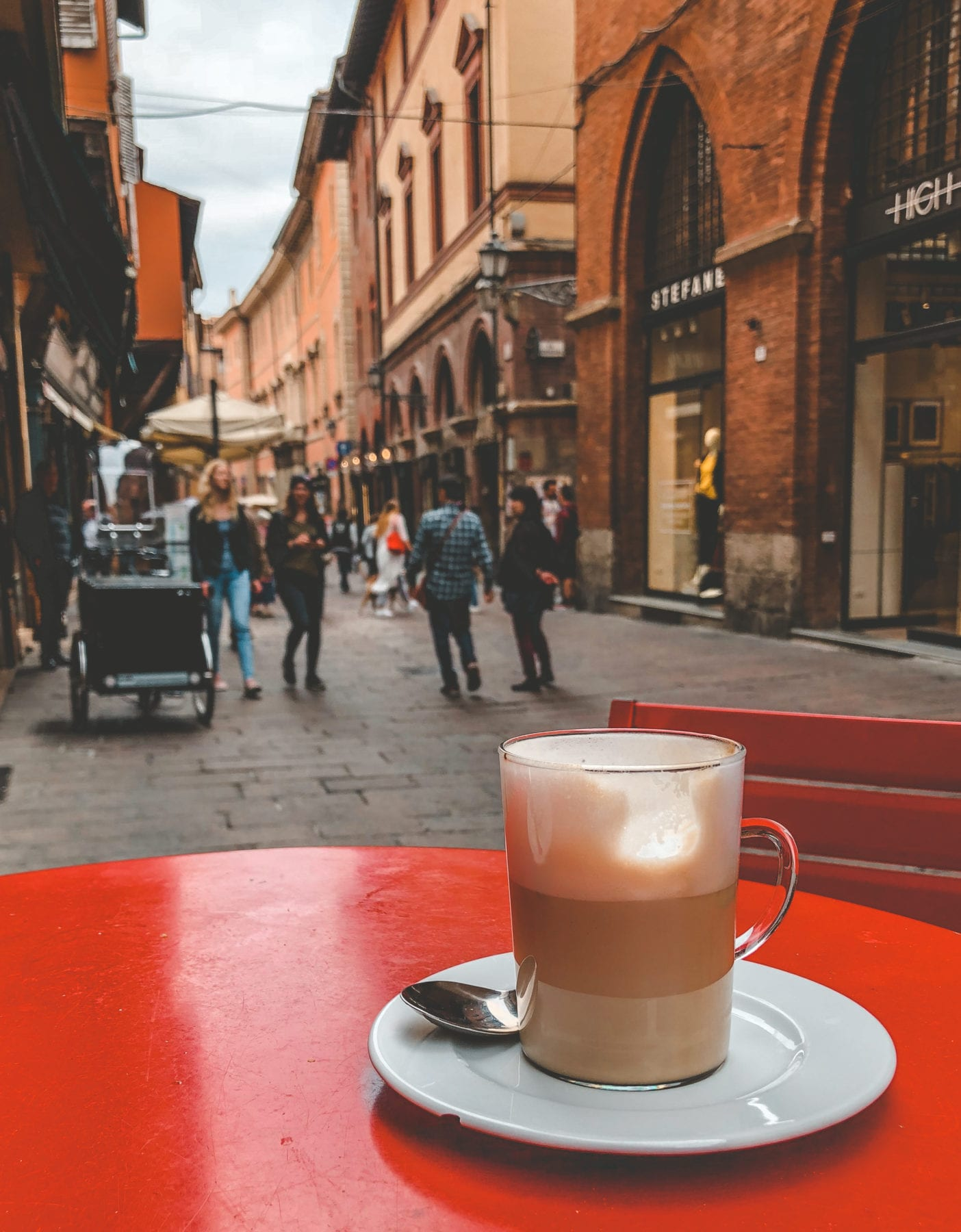 Bologna, Italy Pretties Cities in Europe