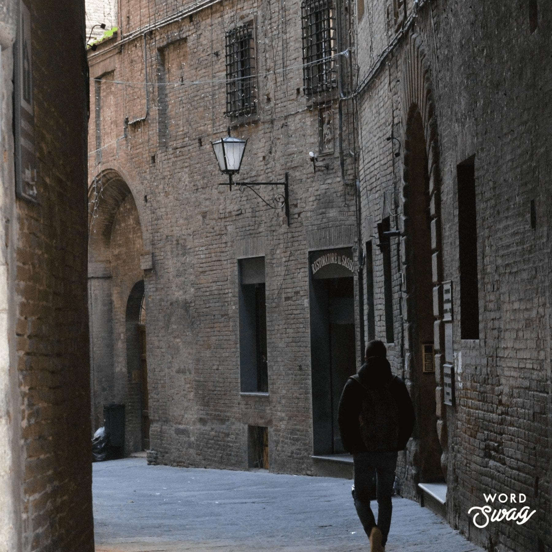 Siena City Walk