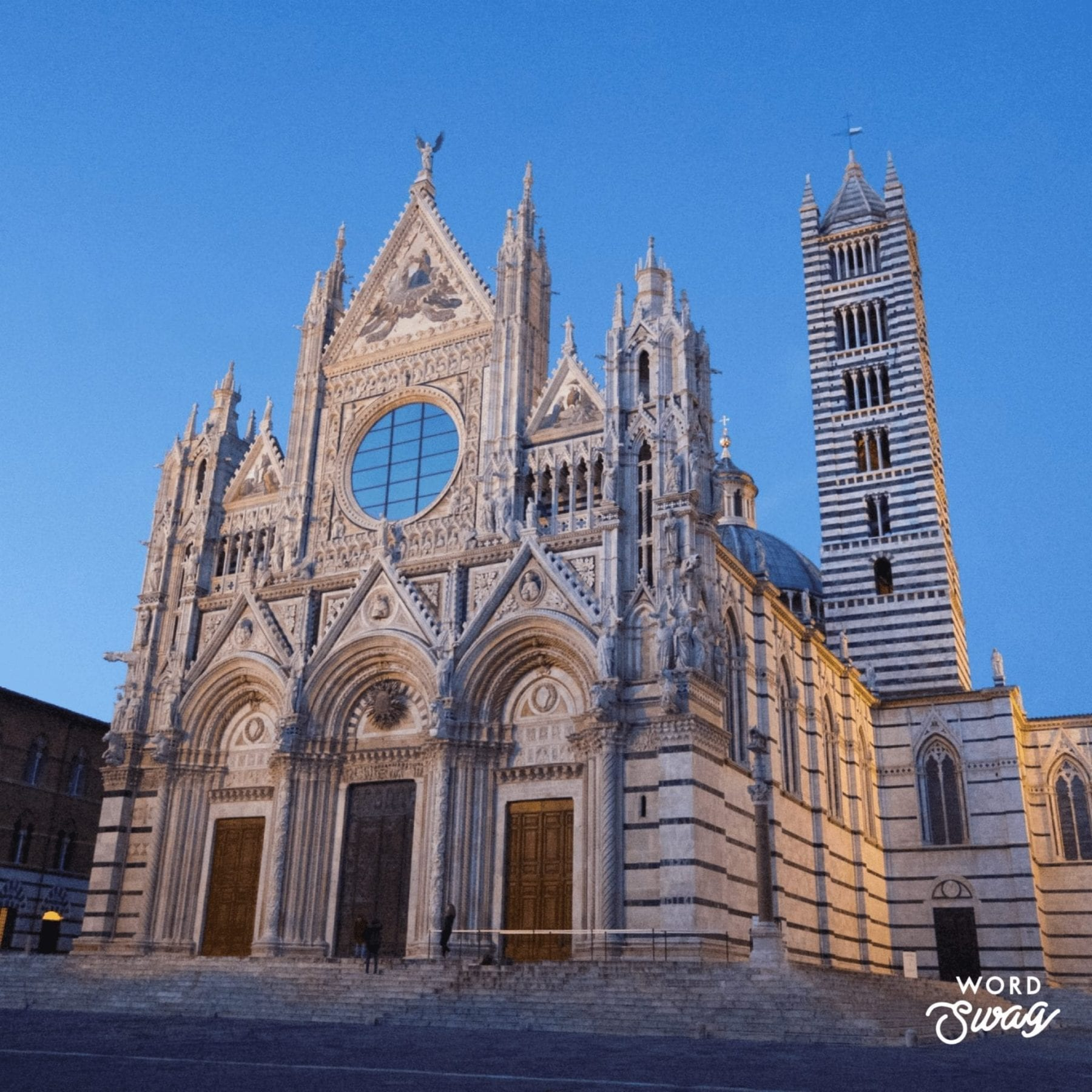 One Day in Siena Cathedral