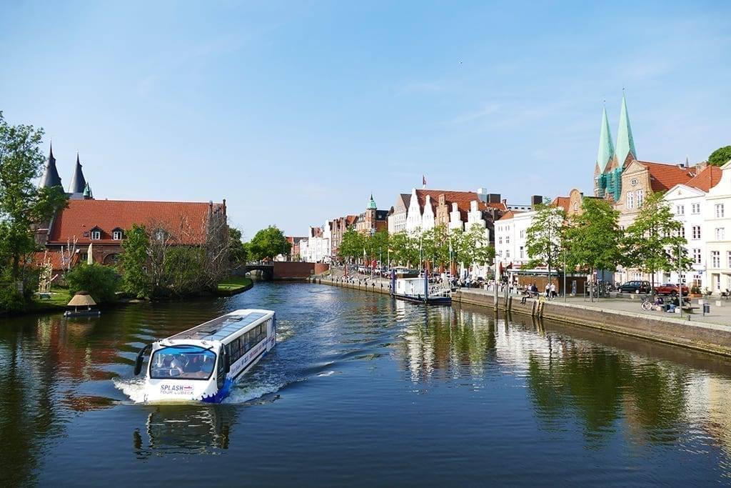 Lubeck Germany pretty place in Europe