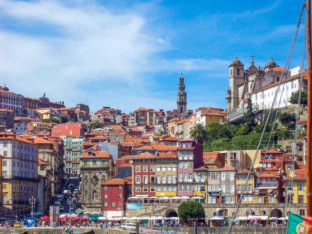 Best Europe cities - Porto Portugal
