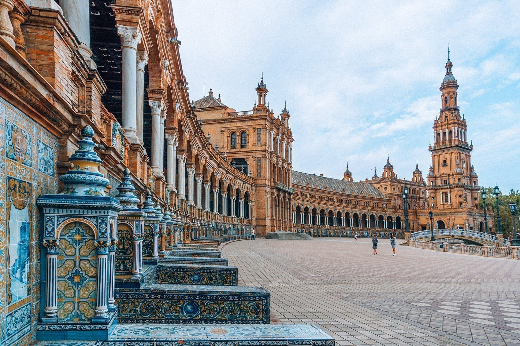 Seville Spain one of the prettiest Cities in Europe