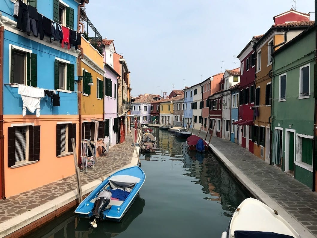 Venice, Italy is the prettiest city in Europe