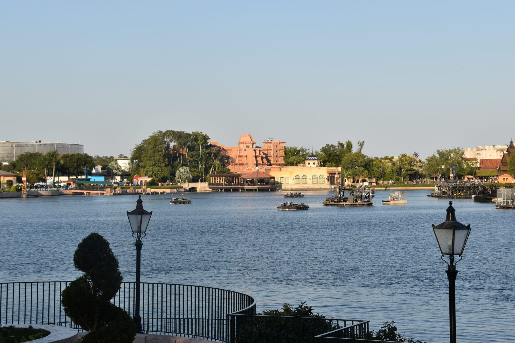 Epcot Best Amusement Park in the USA