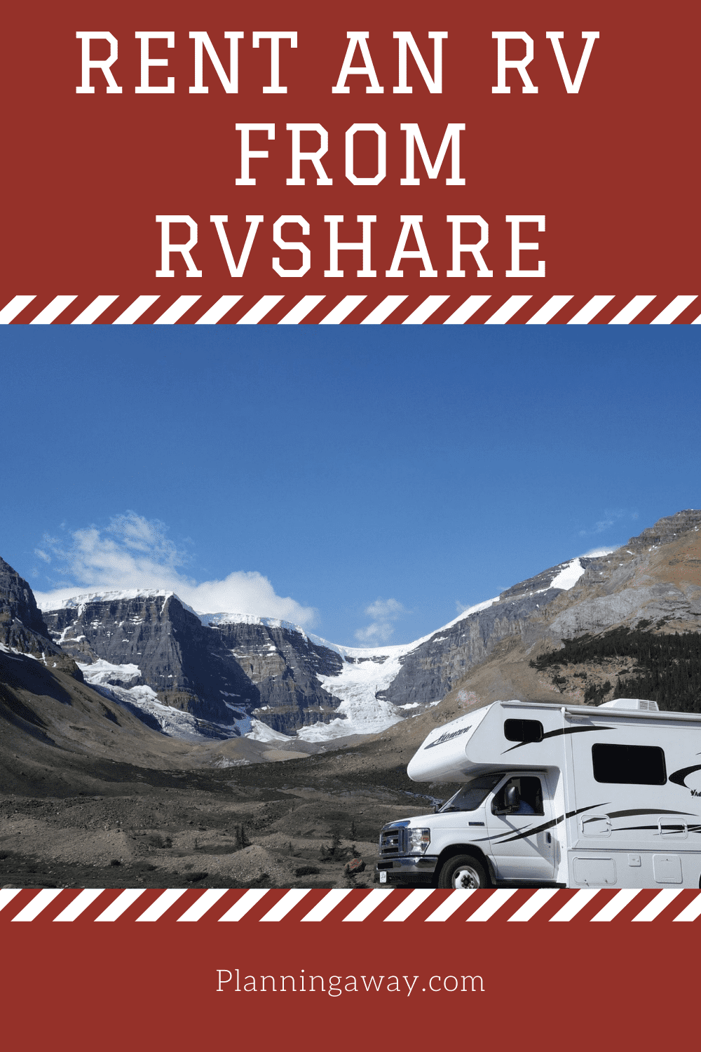 Rent and RV on RVshare