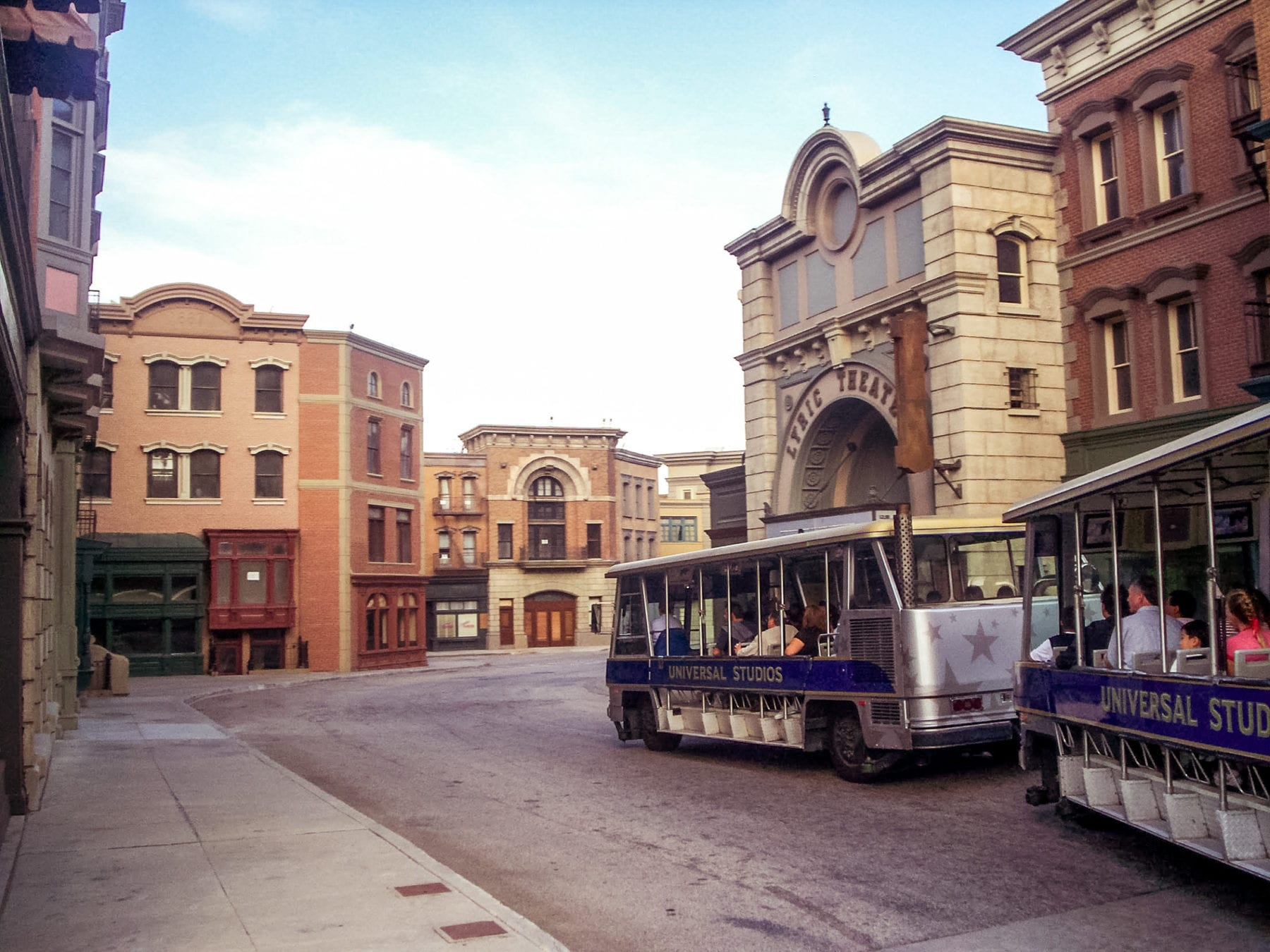 Amusement parks in the USA - Hollywood Universal Studios