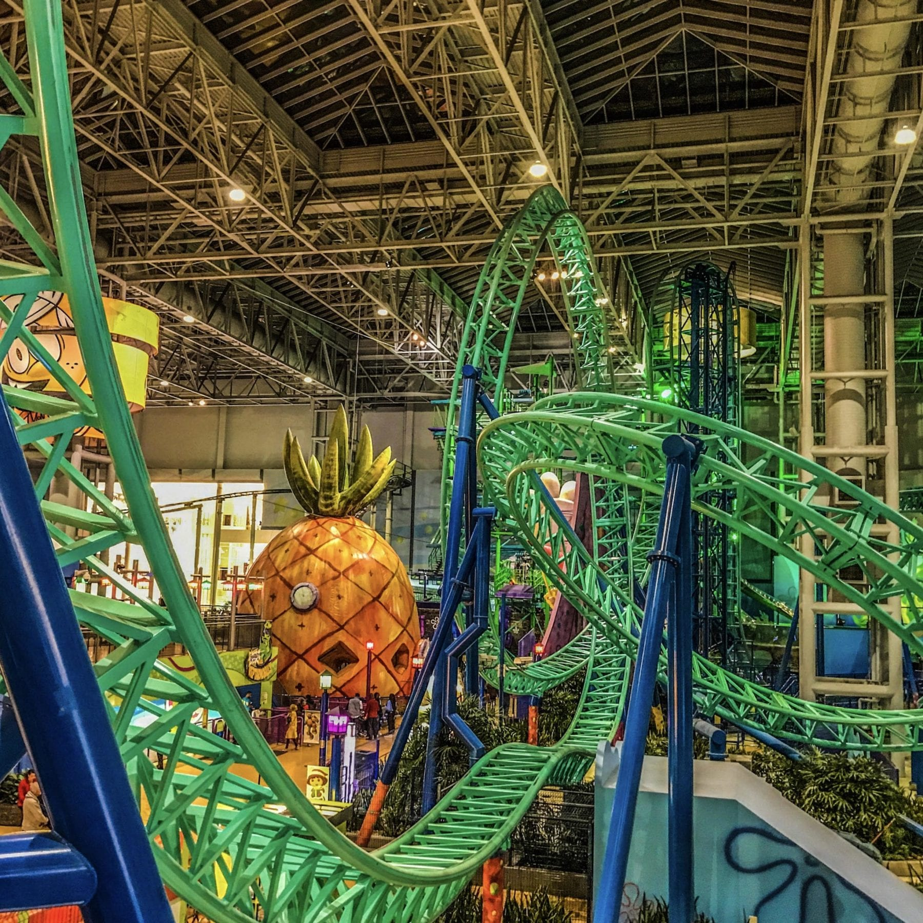 Best theme Parks Mall of America