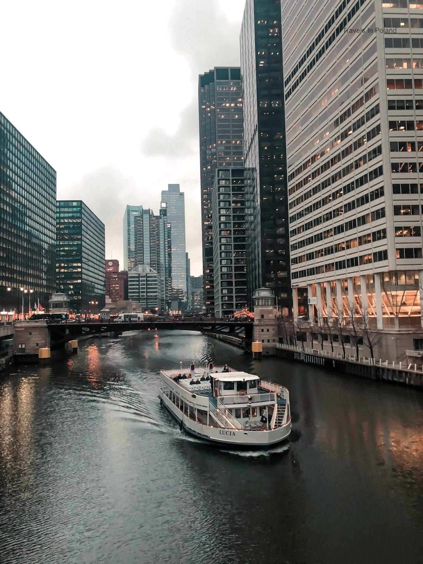 Summer Vacation in Chicago