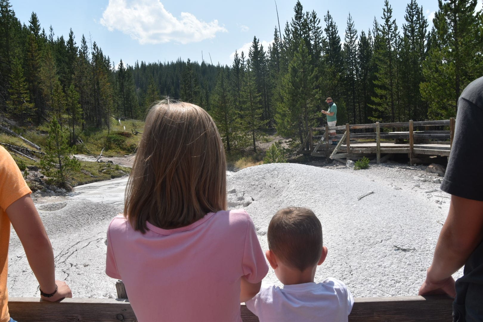 How much time to spend at Yellowstone