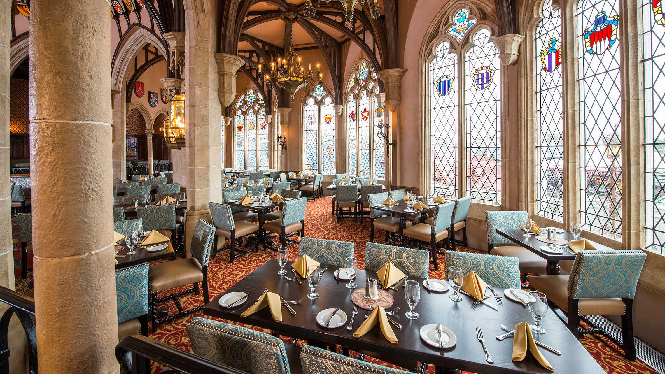 Disney Dining Plan Cinderella Royal Table