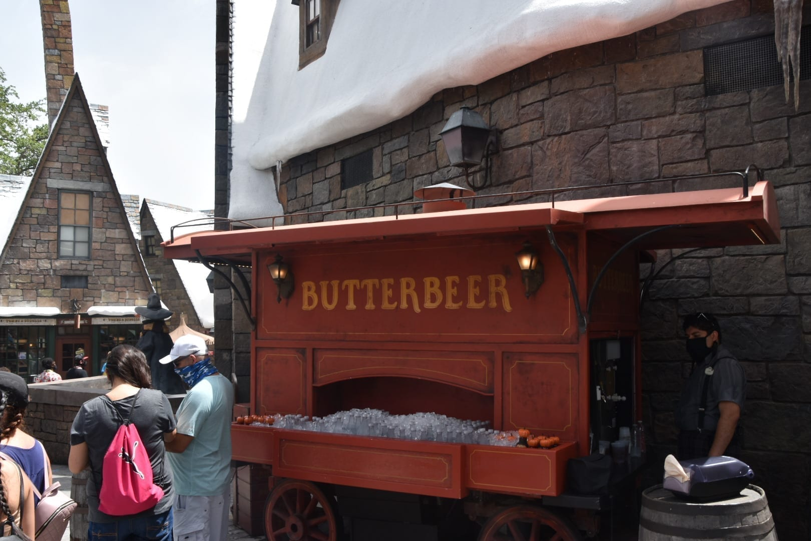 Harry Potter Souvenir Butter beer