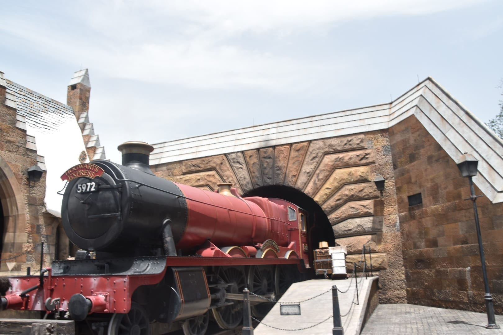 Hogwarts Express Harry Potter World Orlando