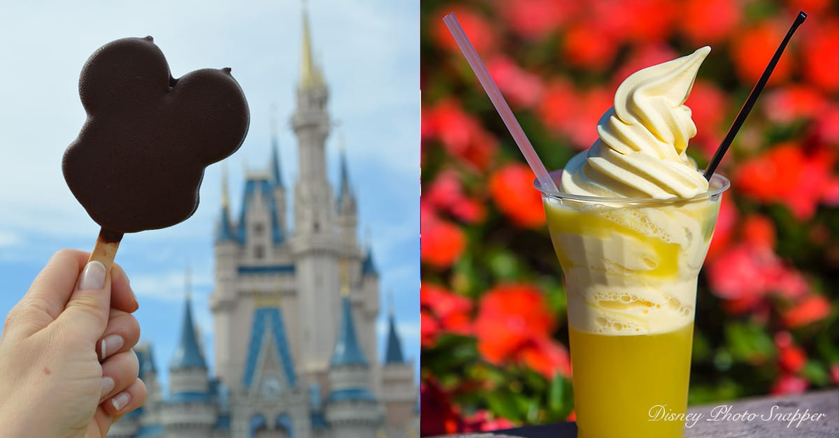 Snack Credits on Disney Dining Plan