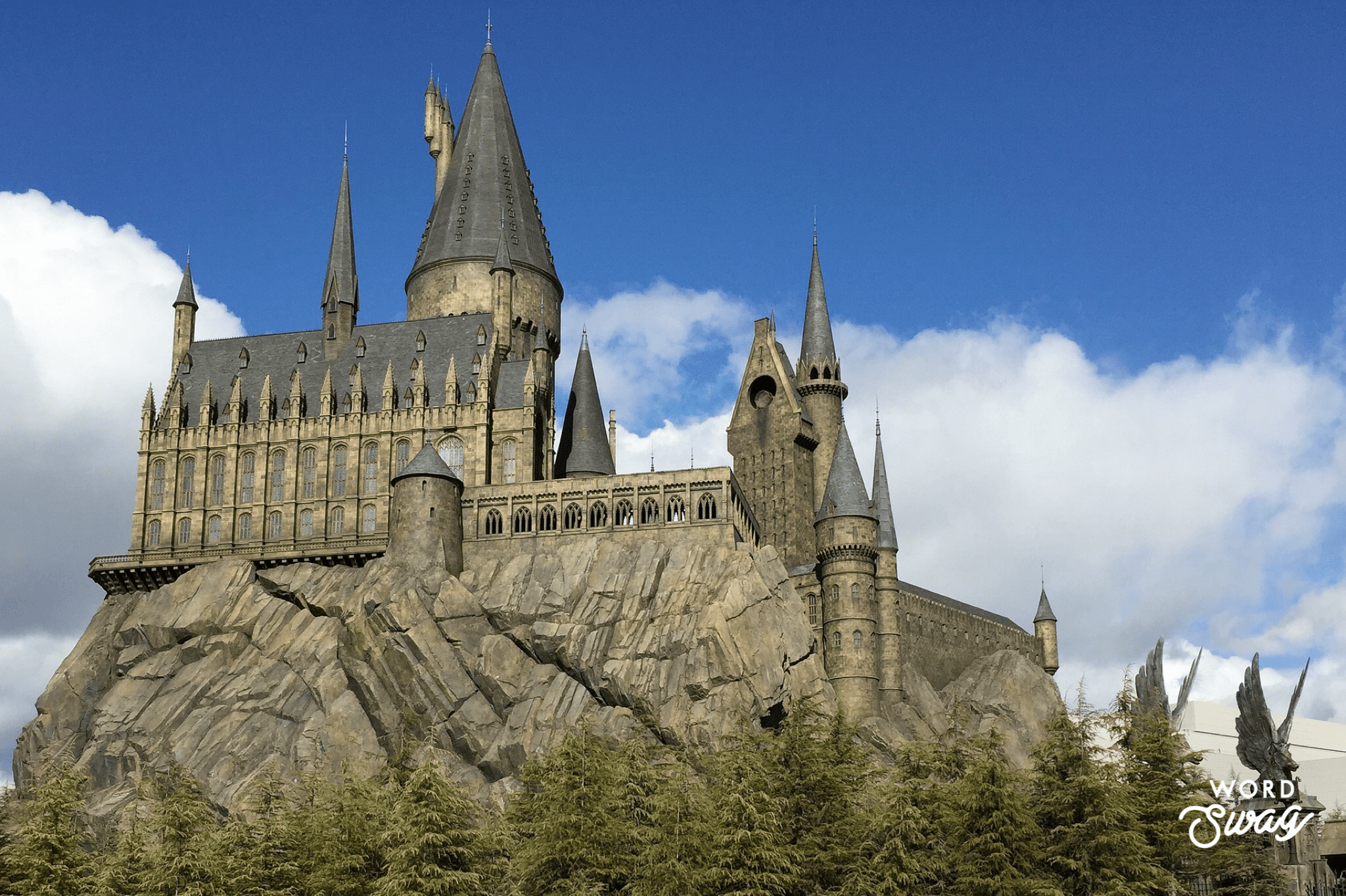 Hogsmeade plan a Harry Potter Vacation