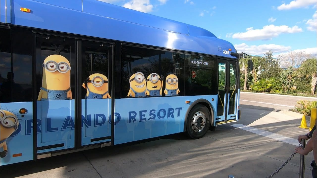 Transportation to Universal Studios Orlando