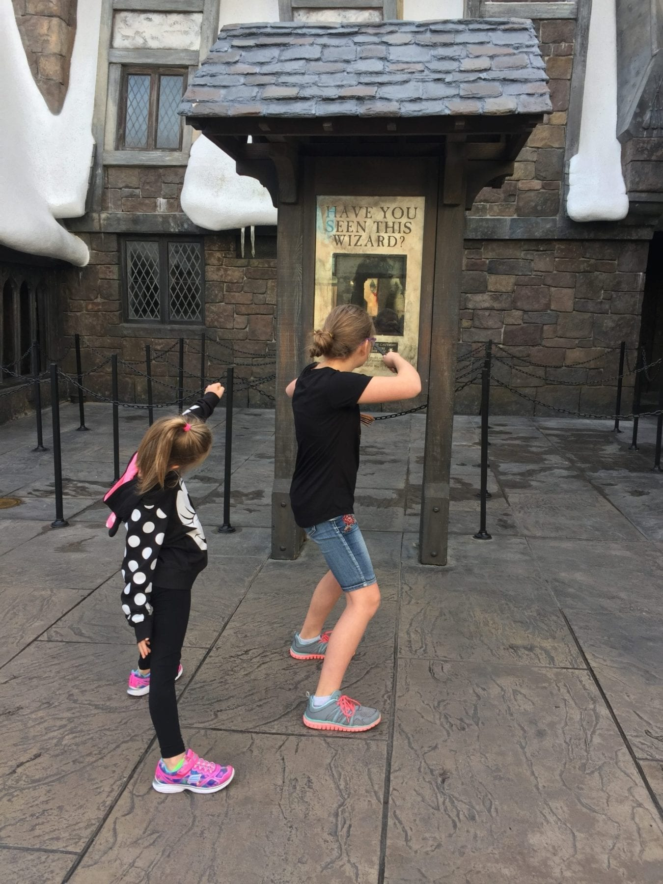 Harry Potter World Universal Studios Florida