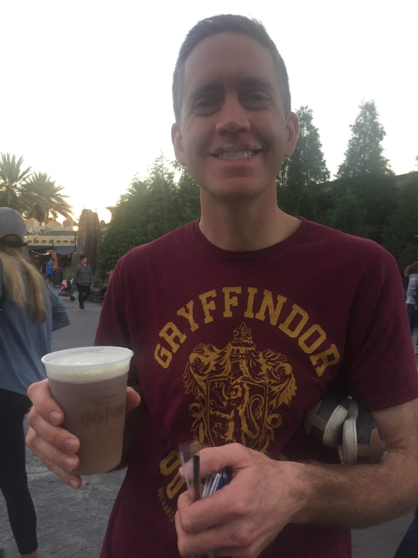 Harry Potter Butter Beer