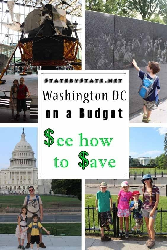 Washington DC on a Budget
