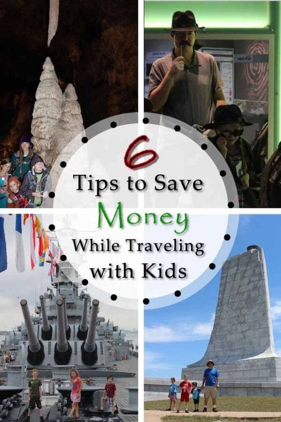 Money Saving Tip when Traveling across America
