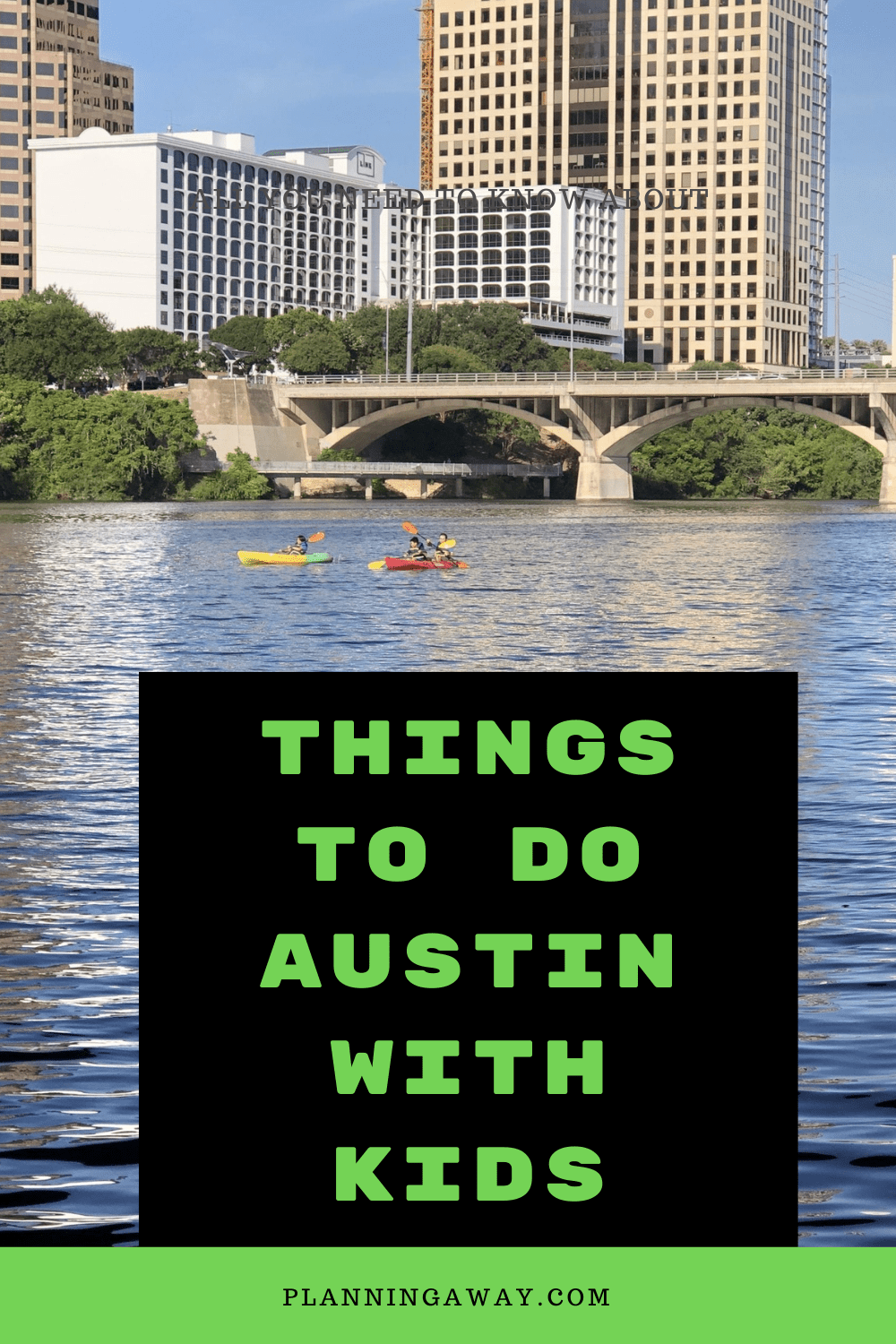 Family Fun Things To Do In Austin Texas With Kids