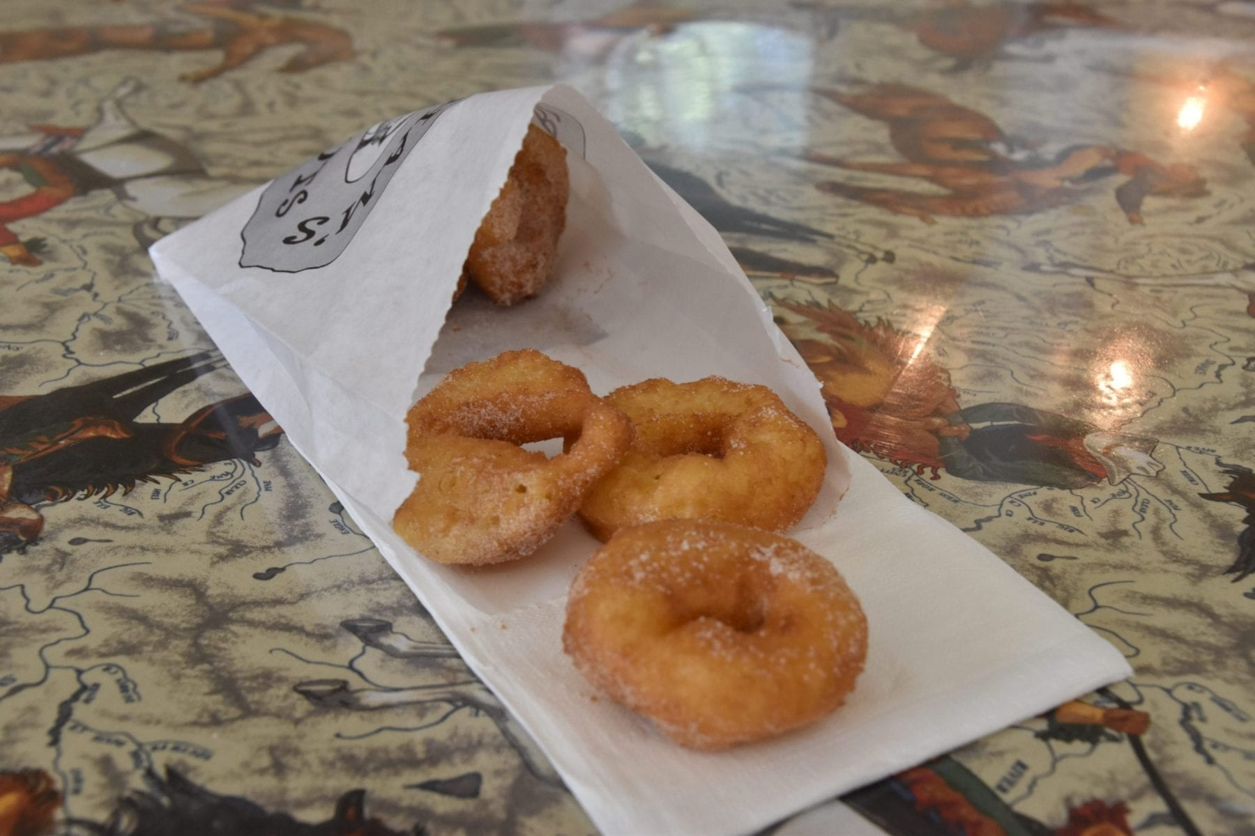 Brigham Donuts at this is the place Heritage park