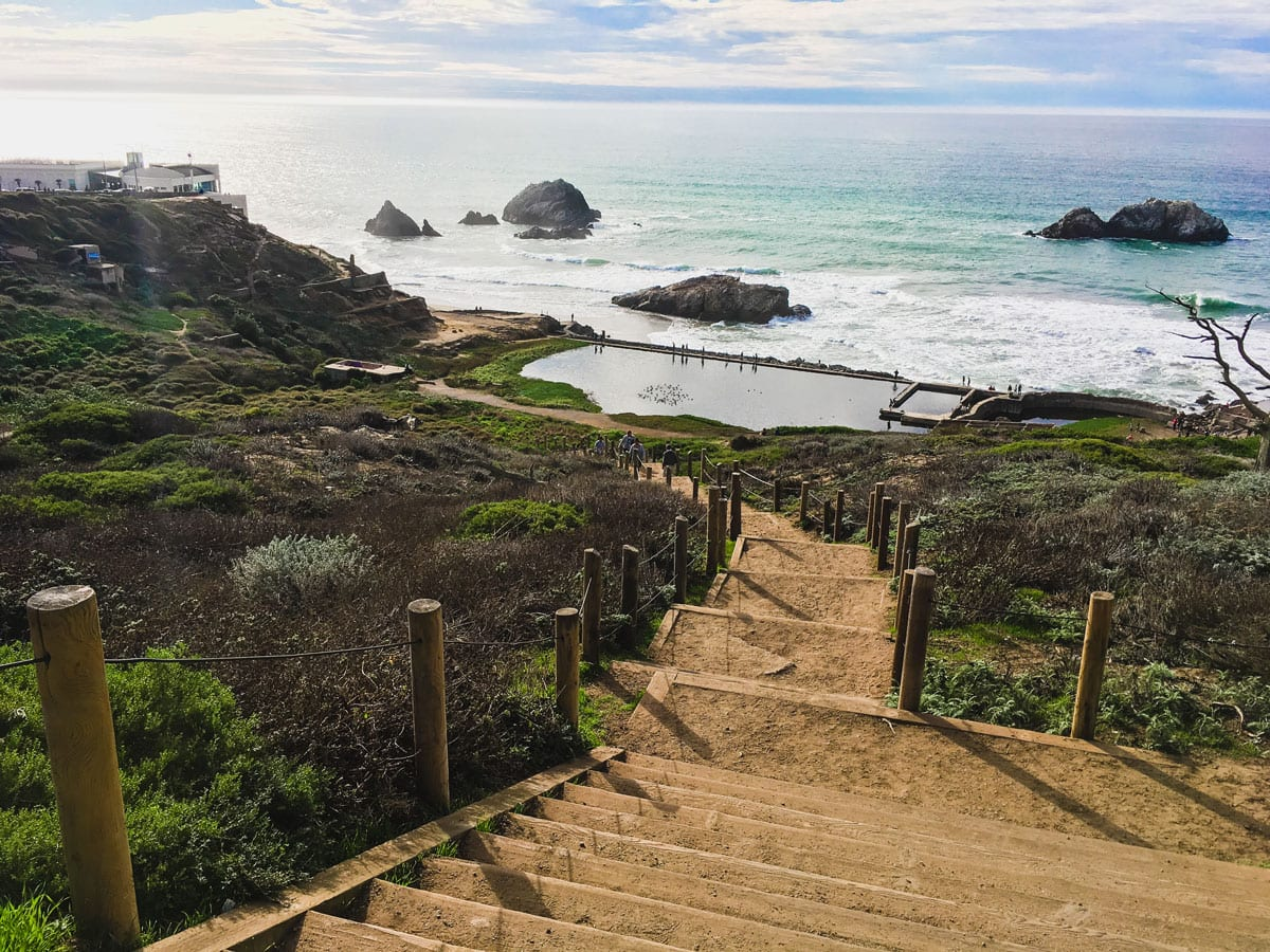 Top things to do in San Francisco Sutros Baths