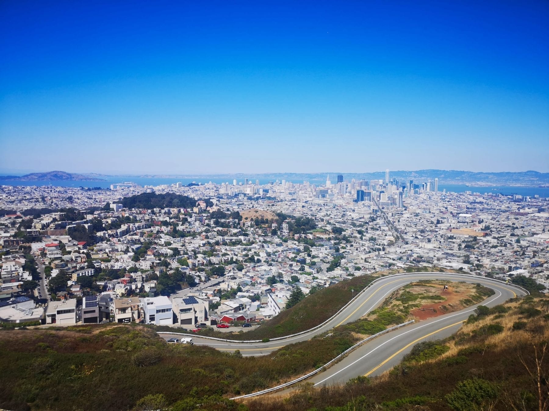 Top Things to do in San Francisco Twin Peaks