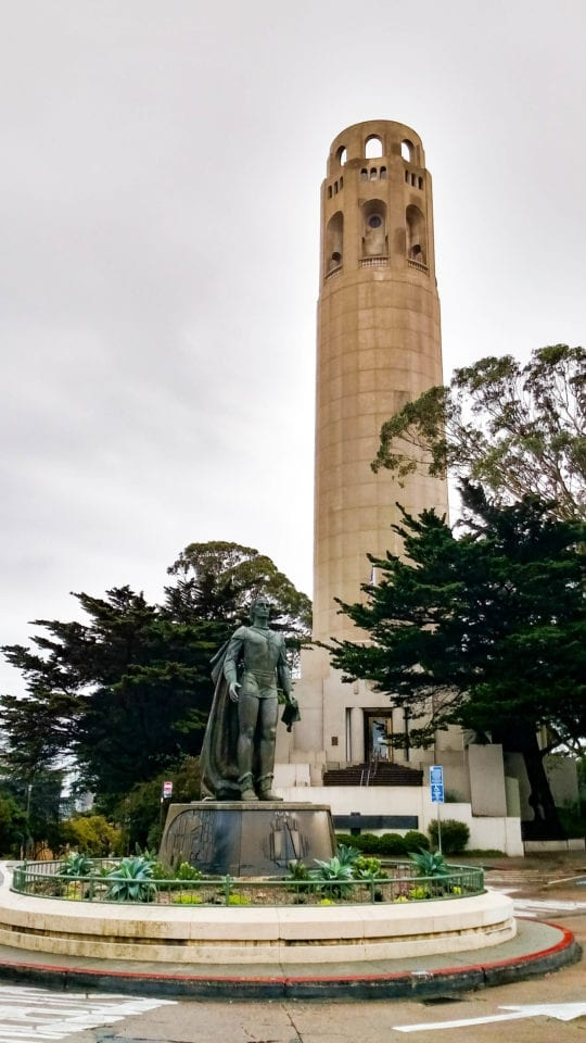 Top Things to do in San Francisco Coit Tower