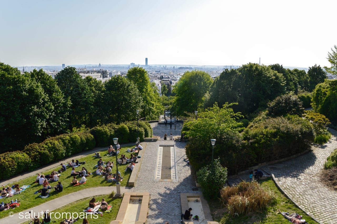 Top Things to do in Paris Belleville