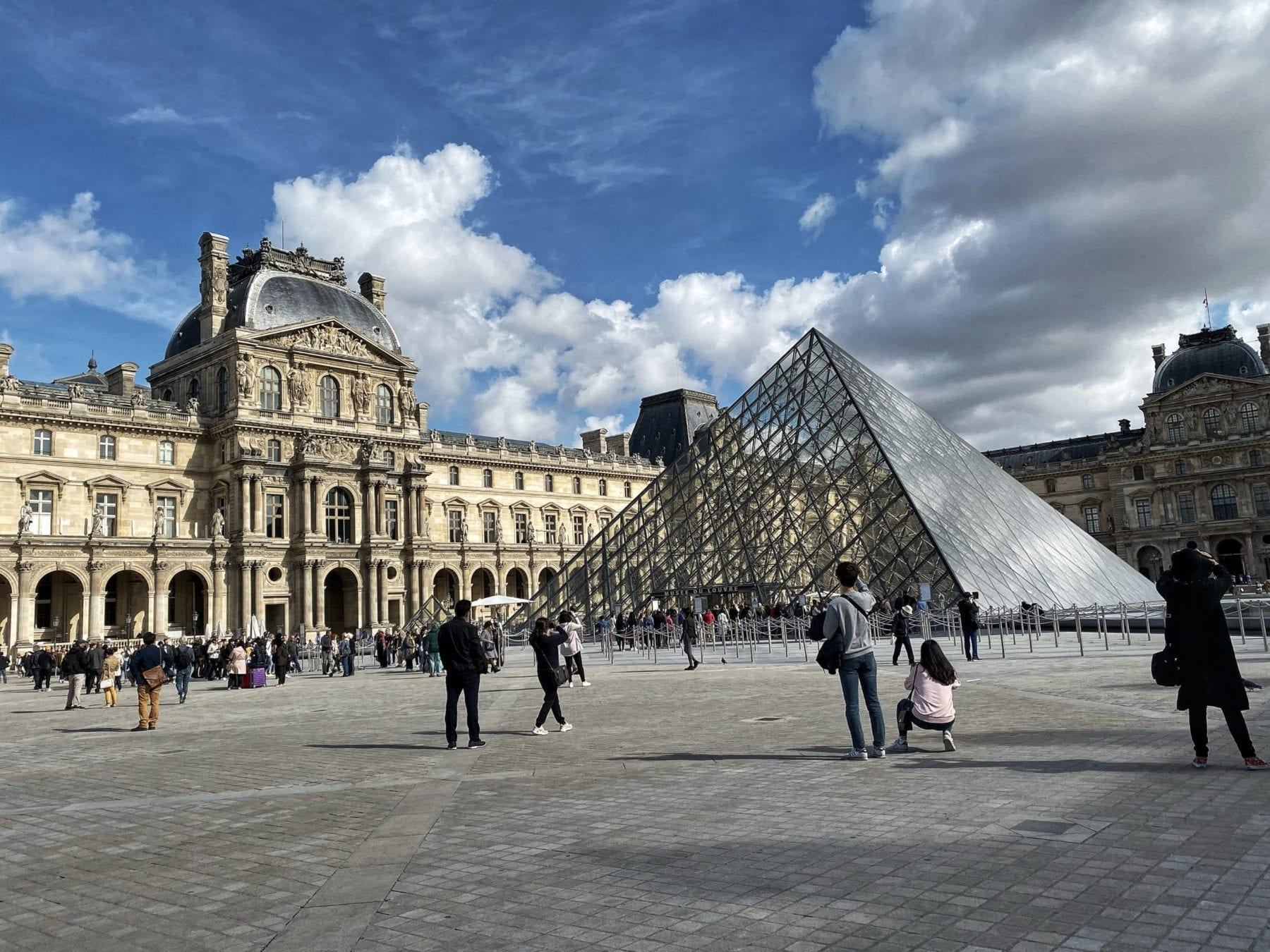 Top Things to do in Paris -The Louvre