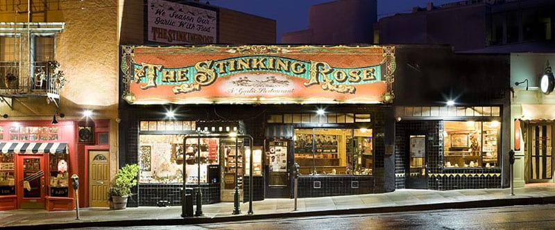 The Stinking Rose in San Francisco