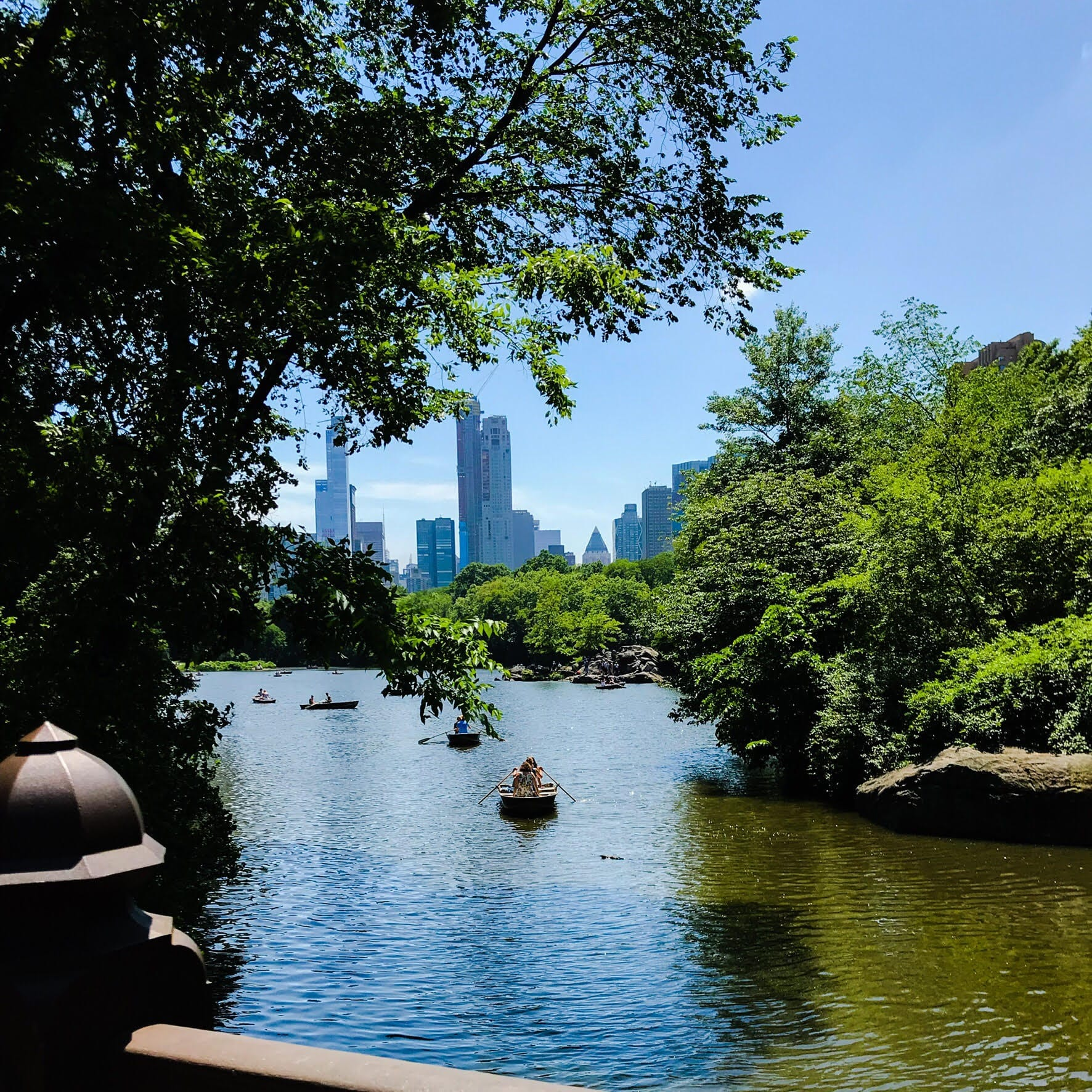 Top things to do in New York City -Central Park