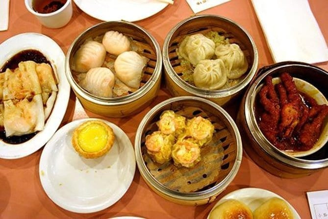 Chine Town in San Francisco Food Tour