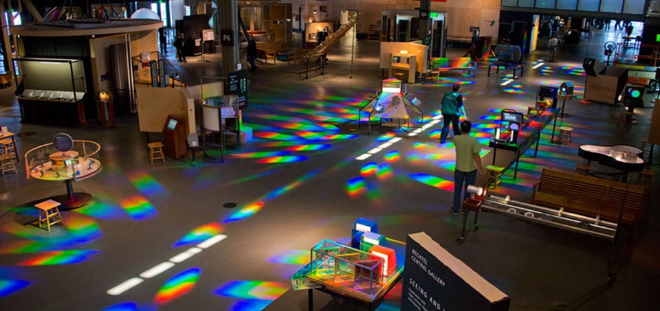 Top Things to do in San Francisco with Kids Exploratorium