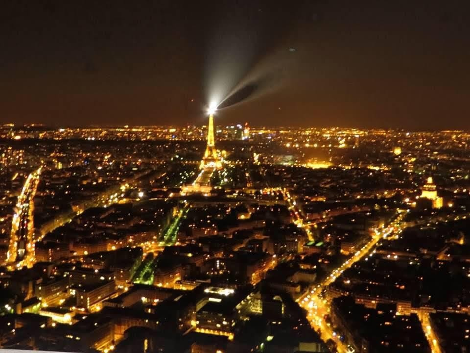Montparnasse Tower Paris