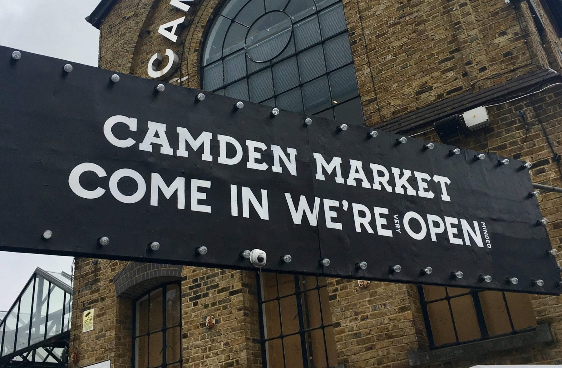 Top Things to Do in London - Camden Market