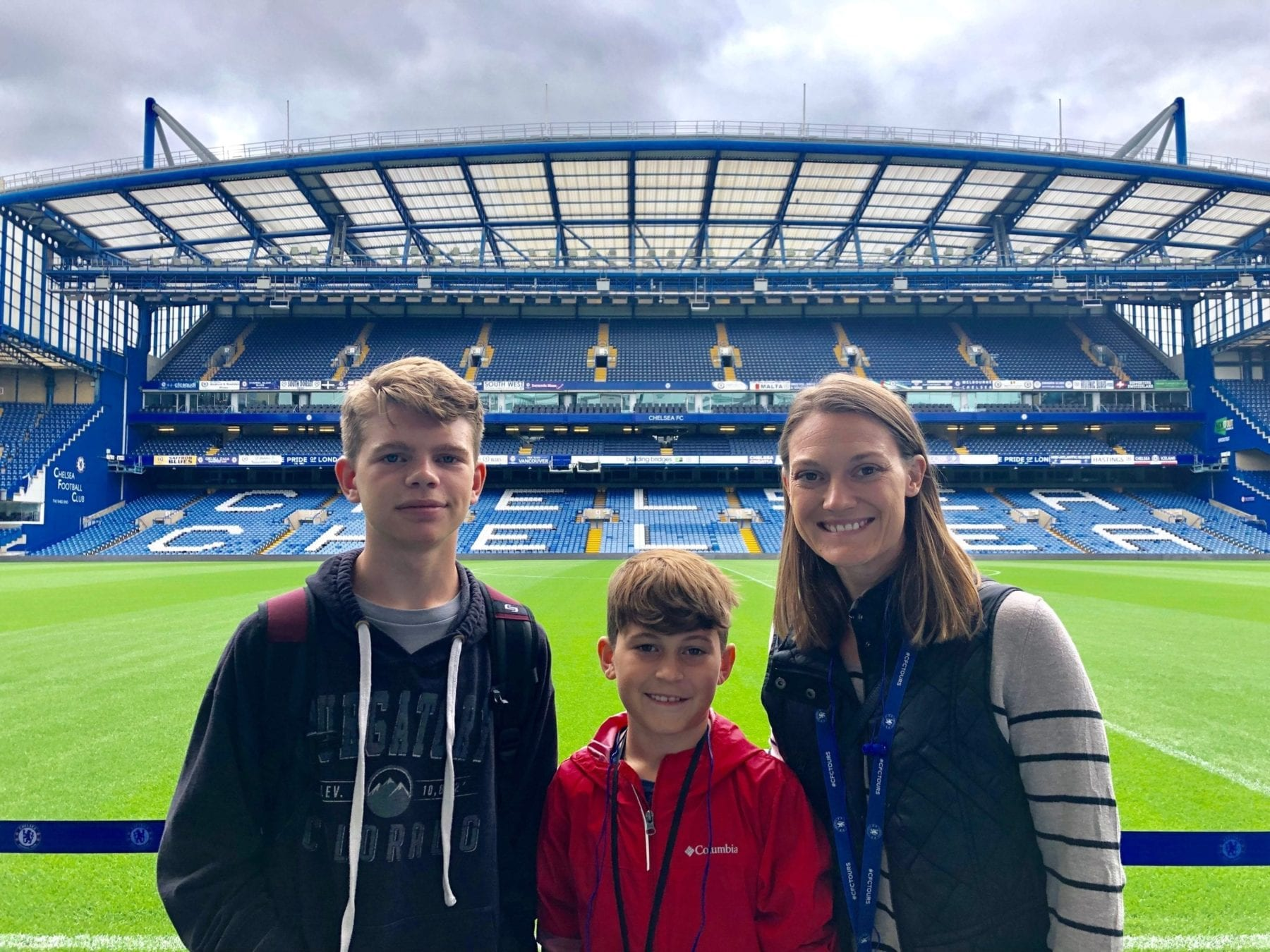 Chelsea Football Stamford Bridge Tour