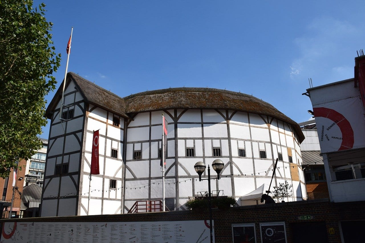 Shakespears Globe Theather London