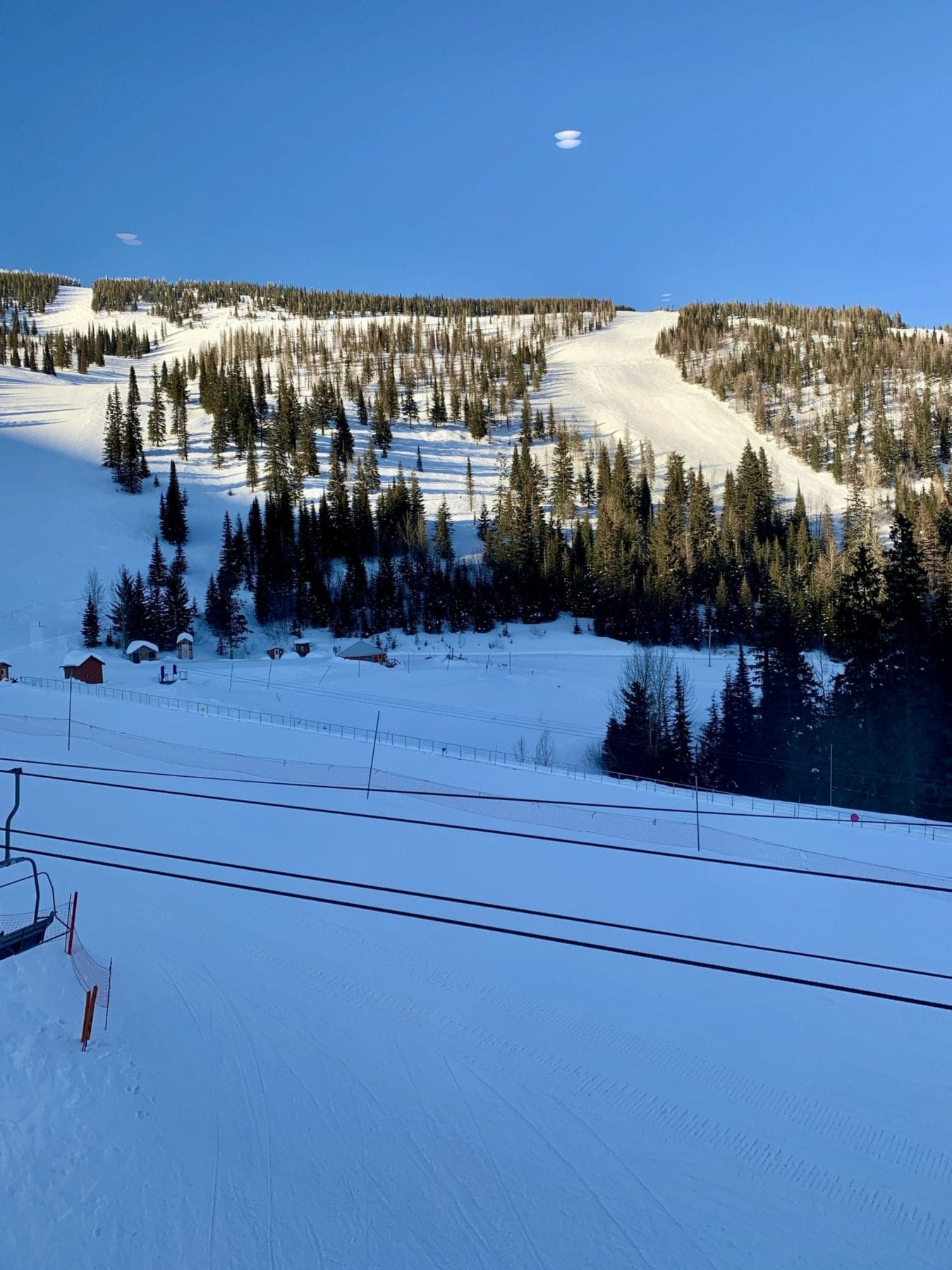 Schweitzer Mountain Resort in Idaho