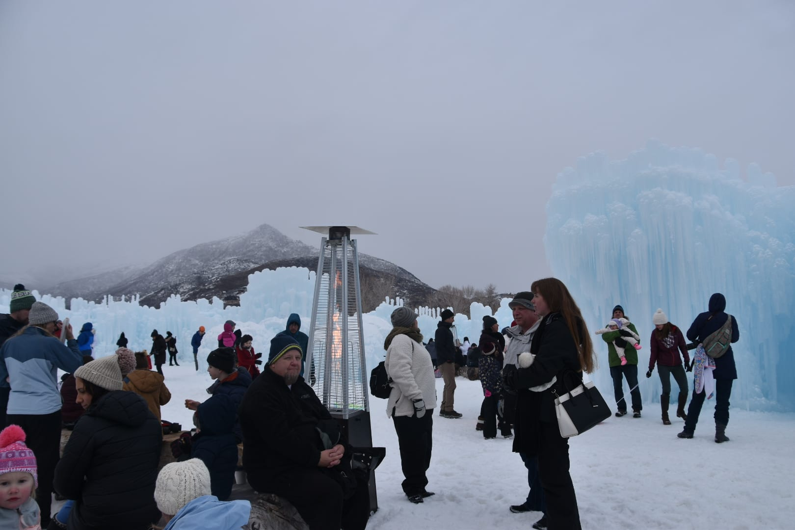Ice Castle Midway